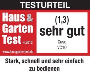 caso vc10 vakuumierer test 2012